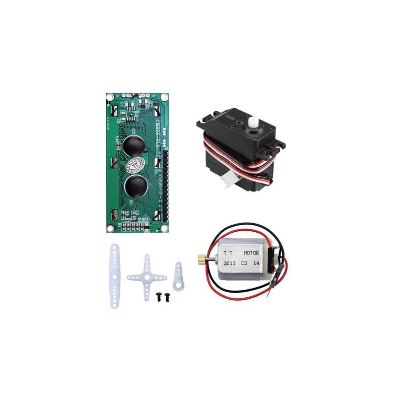 Arduino starter kit de démarrage pour débutant