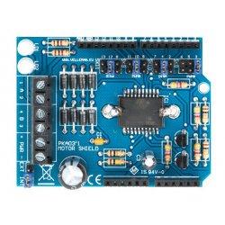 Arduino bouclier moteur et puissance