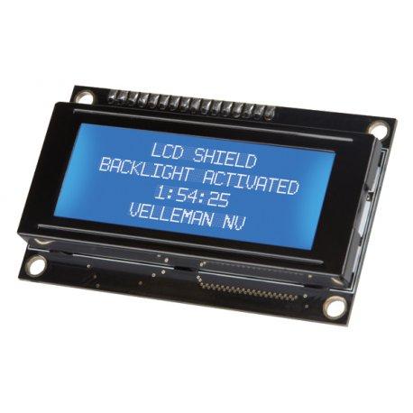 Arduino bouclier afficheur LCD