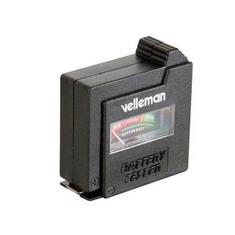 Testeur de piles - format de poche BATTEST