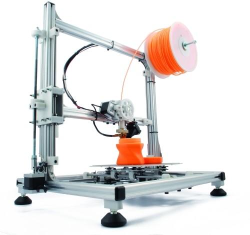 3D-tulostin K8200 3Drag