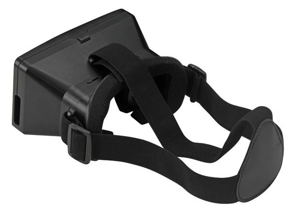 Casque de réalité virtuelle 3D pour smartphone