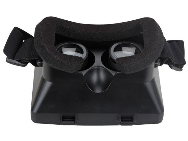 Visiocasque 3D pour smartphone