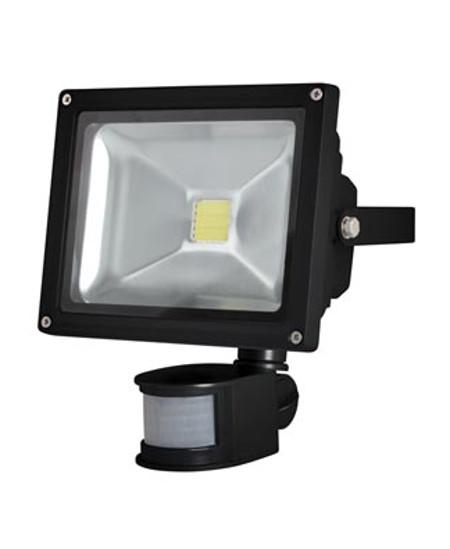 LED-punkt med närvarosensor