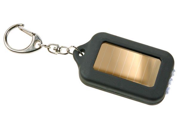 porte cl� solaire en cadeau