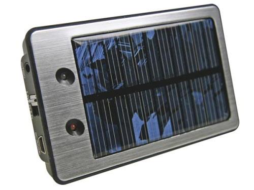 solaire mini usb