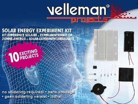 kit éducatif solaire pour élèves ou enfants