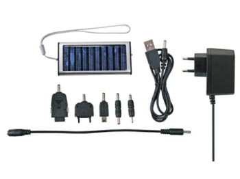 chargeur solaire Polycristallin pour nokia et autres gsm