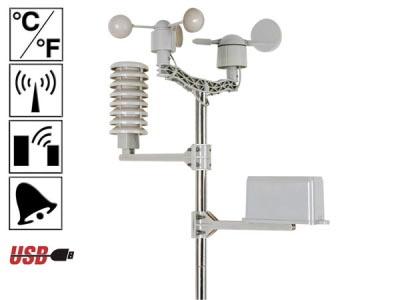 station météo multifonctions