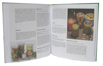 Livre Weck de référence sur les conserves et stérilisation