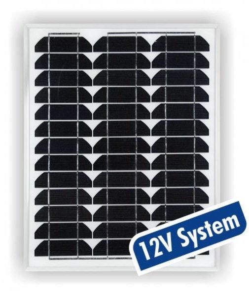 Panneau photovoltaïque monocristallin 20W