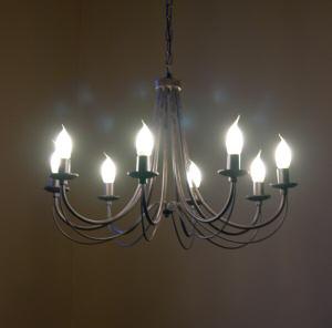 Ampoules Qui Claquent Sur Un Lustre