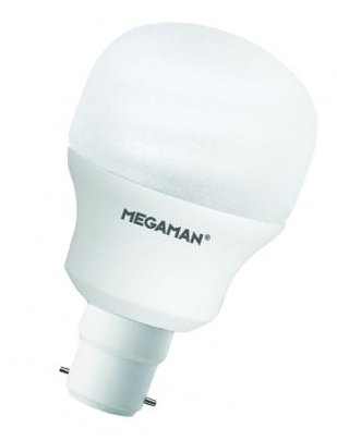 Ampoules �conomiques fluocompactes Megaman haute qualit� et dur�e de vie