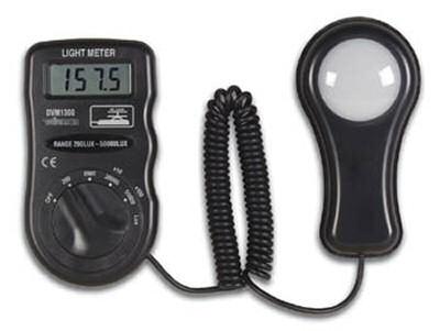 Luxmetre numerique omnidirectionnel - La Boutique Econologique
