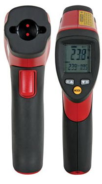 Laser-Thermometer