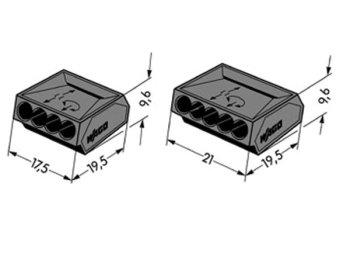 connecteurs wago